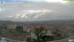 view from Escalaplano on 2019-03-22