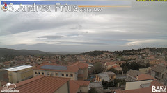 view from Sant'Andrea Frius on 2019-03-11