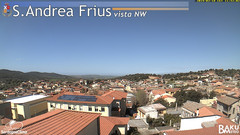 view from Sant'Andrea Frius on 2019-03-18