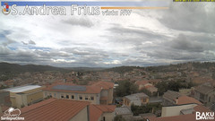 view from Sant'Andrea Frius on 2019-05-13