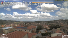 view from Sant'Andrea Frius on 2019-05-14