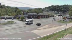view from Electric Avenue - Lewistown on 2019-09-09