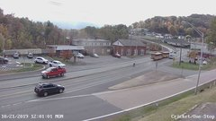 view from Electric Avenue - Lewistown on 2019-10-21