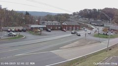 view from Electric Avenue - Lewistown on 2019-11-04