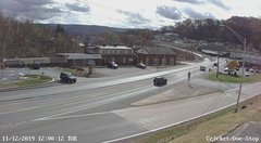 view from Electric Avenue - Lewistown on 2019-11-12