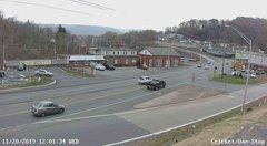 view from Electric Avenue - Lewistown on 2019-11-20