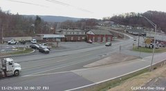 view from Electric Avenue - Lewistown on 2019-11-29
