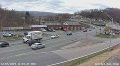 view from Electric Avenue - Lewistown on 2019-12-05