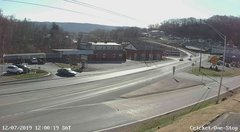 view from Electric Avenue - Lewistown on 2019-12-07