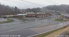 view from Electric Avenue - Lewistown on 2019-12-09