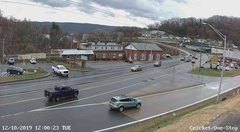 view from Electric Avenue - Lewistown on 2019-12-10
