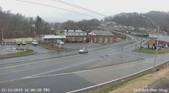 view from Electric Avenue - Lewistown on 2019-12-13