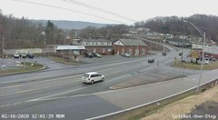 view from Electric Avenue - Lewistown on 2020-02-10