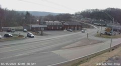 view from Electric Avenue - Lewistown on 2020-02-15