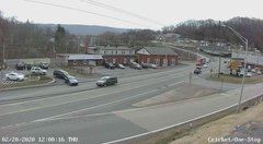 view from Electric Avenue - Lewistown on 2020-02-20
