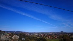 view from MeteoReocín on 2019-10-08