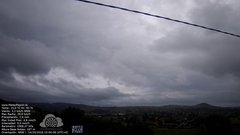 view from MeteoReocín on 2019-10-14