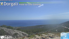 view from Monte Longu on 2019-09-09
