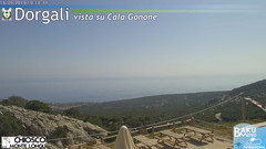view from Monte Longu on 2019-09-16