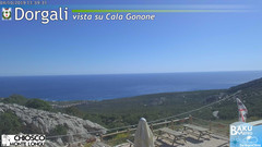 view from Monte Longu on 2019-10-04