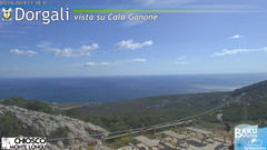 view from Monte Longu on 2019-10-05