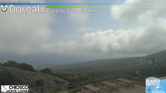 view from Monte Longu on 2019-10-14