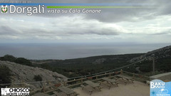 view from Monte Longu on 2019-11-11
