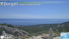 view from Monte Longu on 2020-06-22