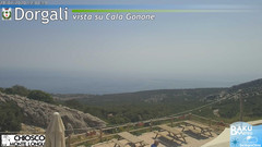 view from Monte Longu on 2020-07-28