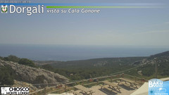 view from Monte Longu on 2020-07-31