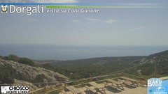 view from Monte Longu on 2020-08-01