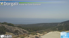 view from Monte Longu on 2020-08-02