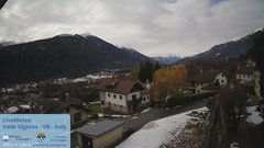 view from Valle Vigezzo on 2019-11-25