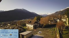 view from Valle Vigezzo on 2019-12-02
