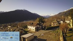 view from Valle Vigezzo on 2019-12-10