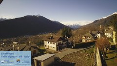 view from Valle Vigezzo on 2019-12-27