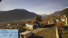 view from Valle Vigezzo on 2019-12-28