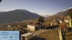 view from Valle Vigezzo on 2020-01-06