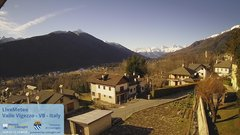 view from Valle Vigezzo on 2020-01-11