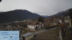 view from Valle Vigezzo on 2020-01-29