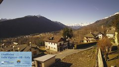 view from Valle Vigezzo on 2020-01-31