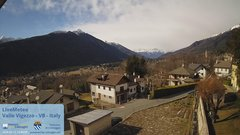 view from Valle Vigezzo on 2020-02-11