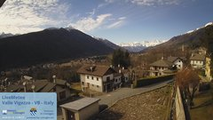 view from Valle Vigezzo on 2020-02-15