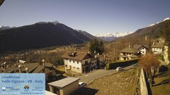 view from Valle Vigezzo on 2020-02-18