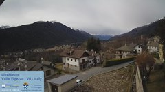 view from Valle Vigezzo on 2020-02-19