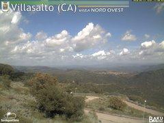 view from Villasalto on 2020-05-11