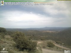 view from Villasalto on 2020-05-24