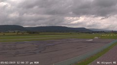 view from Mifflin County Airport (east) on 2019-09-02