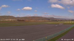 view from Mifflin County Airport (east) on 2019-10-21