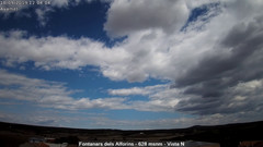 view from Fontanars2 AVAMET on 2019-09-10